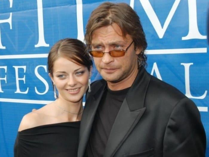 Марина Александрова и Александр Домогаров | Фото: news-n1.com