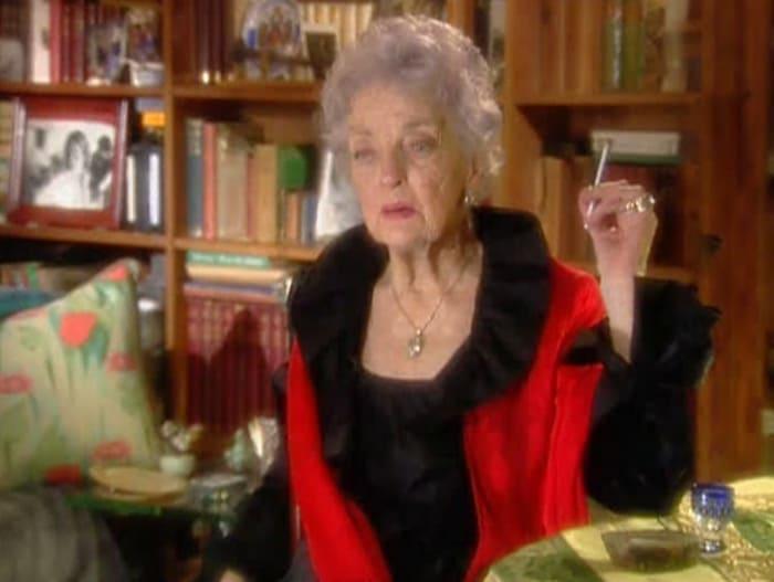 Марина Федоровна Шаляпина в 1994 г. в возрасте 82 лет | Фото: liveinternet.ru