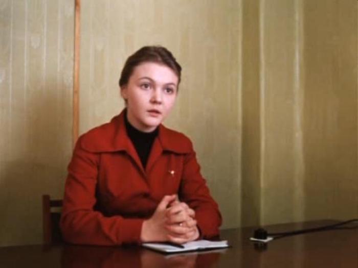 Марина Дюжева в фильме *Мимино*, 1977   Фото: kino-teatr.ru