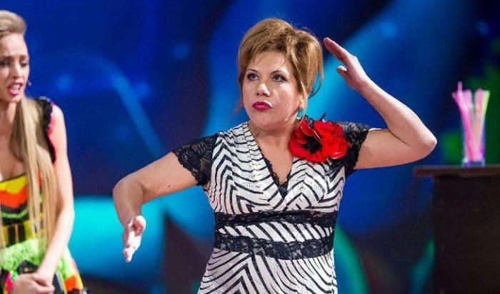 Актриса в шоу *Comedy Woman*   Фото: uznayvse.ru