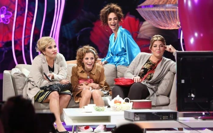 Актриса в шоу *Comedy Woman*   Фото: starhit.ru