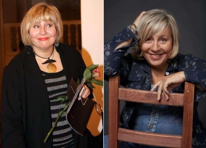 Актриса театра и кино Марина Голуб | Фото: kino-teatr.ru