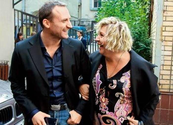 Марина Голуб и Анатолий Белый | Фото: acters.do.am