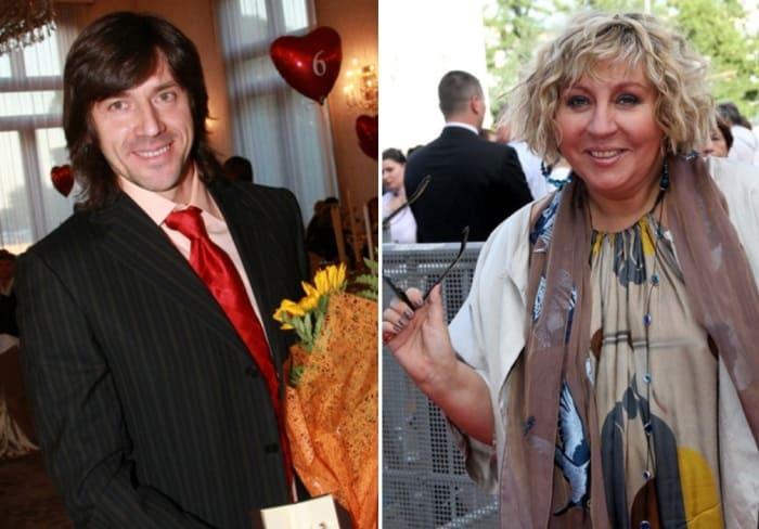 Михаил Кравченко и Марина Голуб | Фото: eg.ru