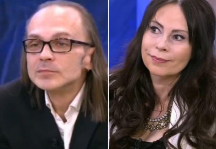 Антон Логинов и Марина Хлебникова в 2017 г. | Фото: segodnya.ua, vokrug.tv