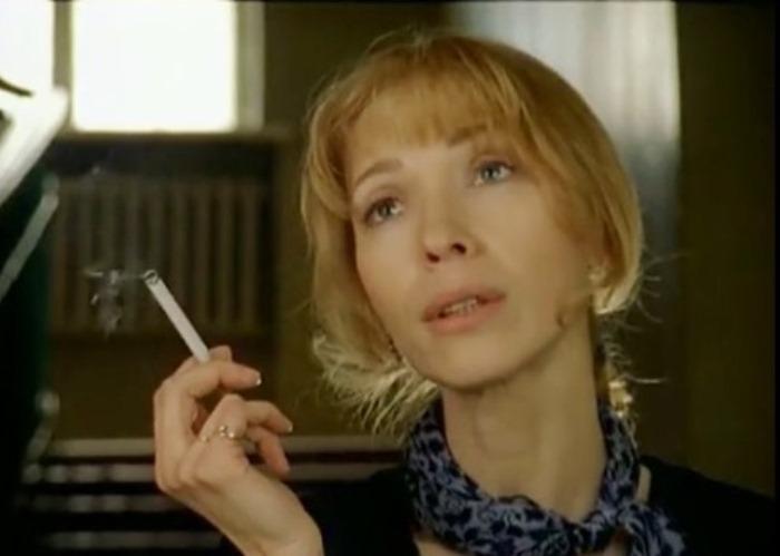 Марина Левтова в сериале *Каменская*, 1999   Фото: kino-teatr.ru