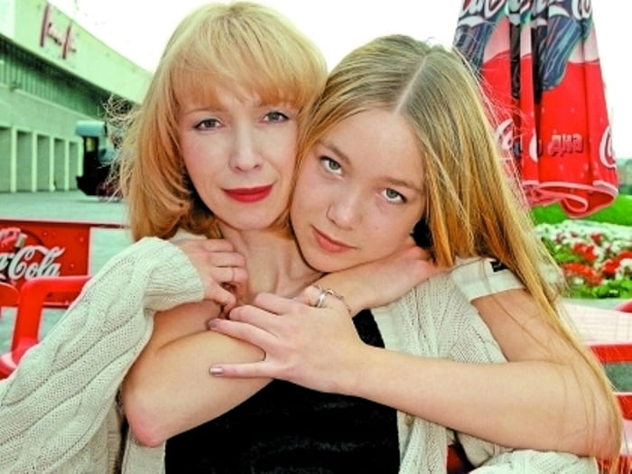 Марина Левтова и ее дочь, Дарья Мороз   Фото: sobesednik.ru