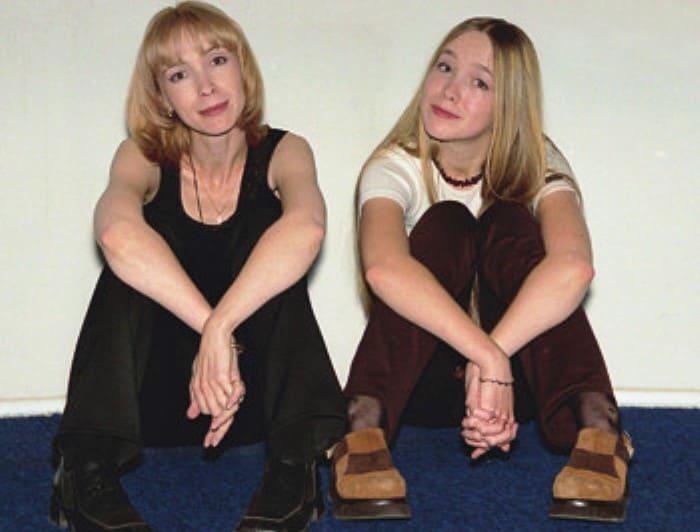 Марина Левтова и ее дочь, Дарья Мороз   Фото: hsmedia.ru