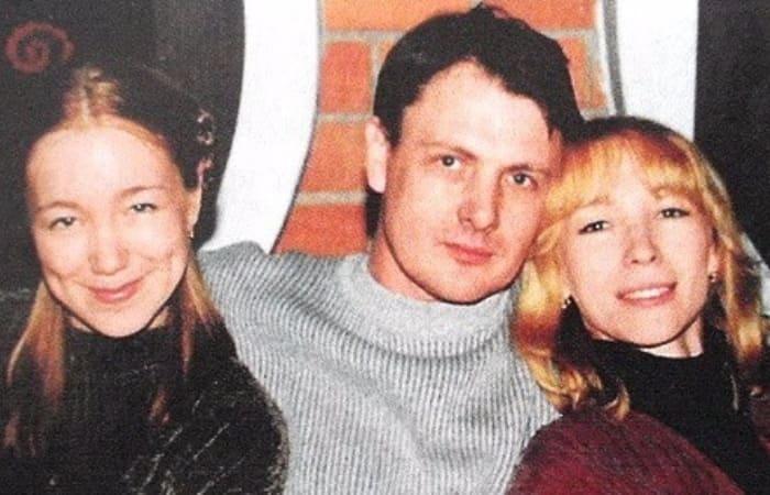 Марина Левтова, Юрий Мороз и их дочь Дарья | Фото: radikal.ru