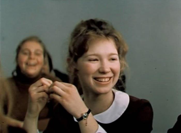 Первый фильм Марины Левтовой – *Ключ без права передачи*, 1976 | Фото: kino-teatr.ru