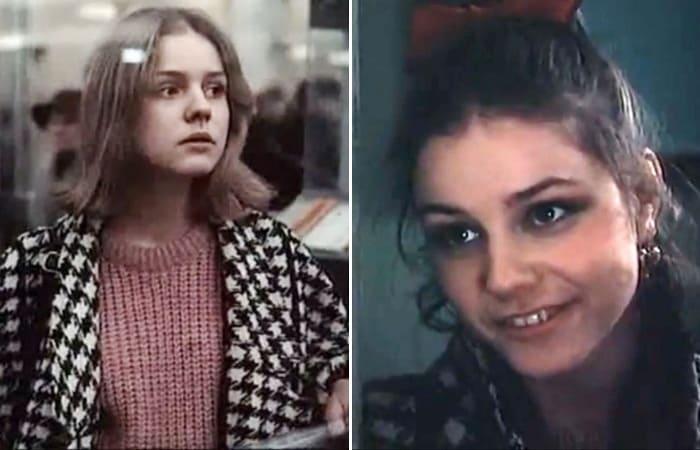 Марина Зудина в фильме *Забавы молодых*, 1987 | Фото: kino-teatr.ru