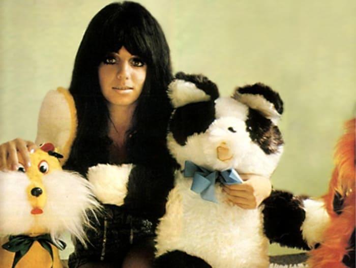 Одна из самых ярких звезд 1970-х гг. | Фото: shocking-blue.ru