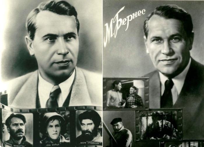 Всего несколько ролей в кино принесли артисту всесоюзную популярность | Фото: kino-teatr.ru