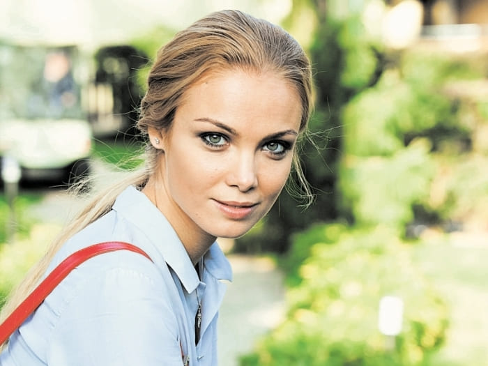 Актриса Татьяна Арнтгольц   Фото: elleonora.ru