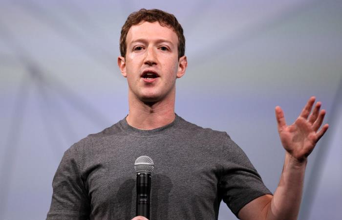 Основатель социальной сети Facebook Марк Цукерберг | Фото: russian.rt.com