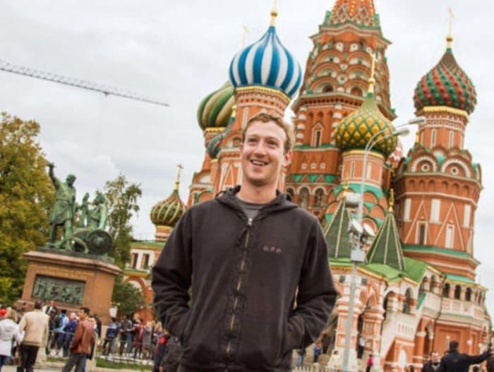 Марк Цукерберг в Москве, 2012 | Фото: fancy-journal.com