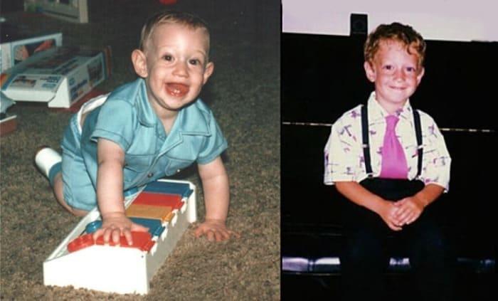 Марк Цукерберг в детстве | Фото: besage.ru