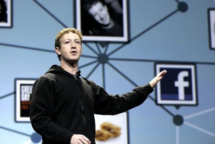 Основатель социальной сети Facebook Марк Цукерберг | Фото: besage.ru