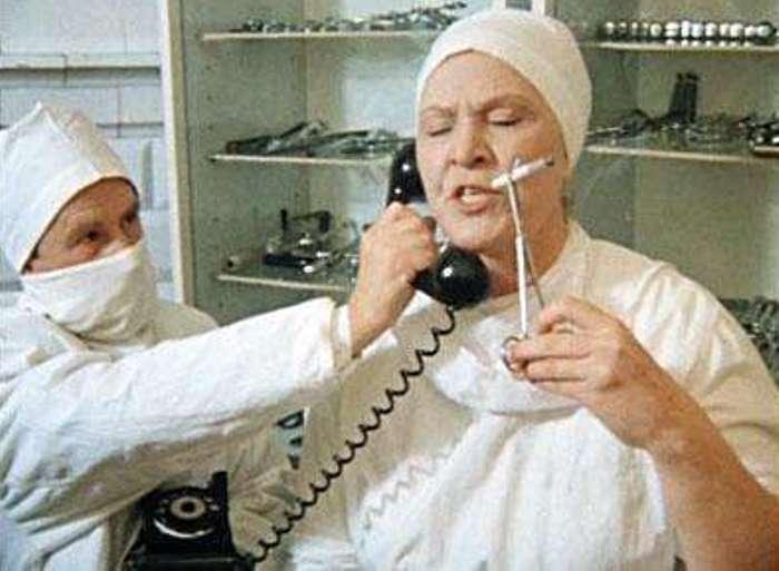 Римма Маркова в фильме *Покровские ворота*, 1982 | Фото: like-a.ru