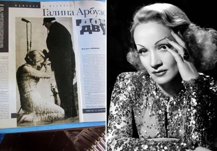Во всех газетах и журналах писали об этом поступке голливудской звезды | Фото: moimir.org и women-hunt.ru