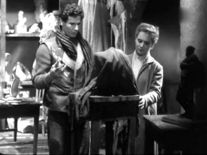 Кадр из фильма *Телеграмма*, 1957 | Фото: blog.inter.ua