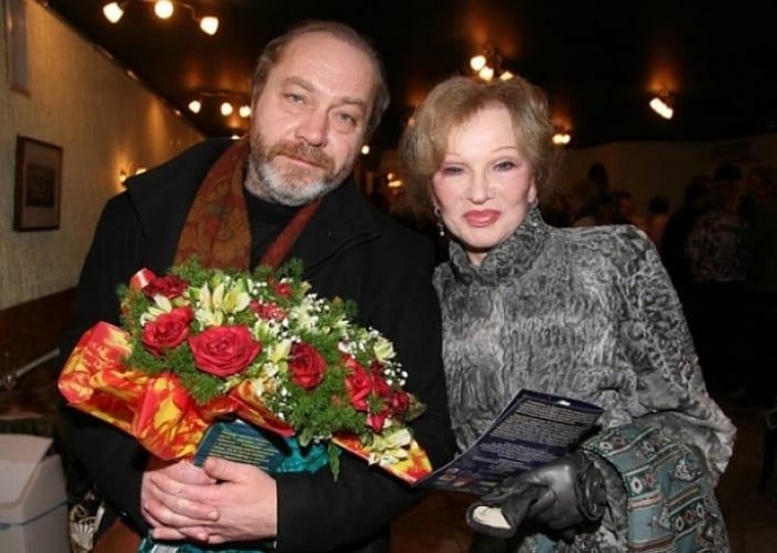 Сергей Сенин и Людмила Гурченко | Фото: tele.ru