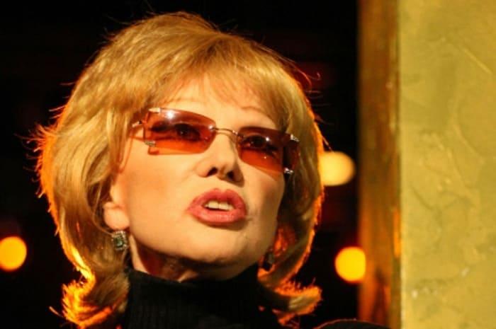 Людмила Гурченко, 2008 | Фото: aif.ru