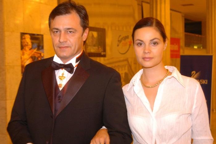 Екатерина Андреева и Душан Перович | Фото: lookoshko.ru