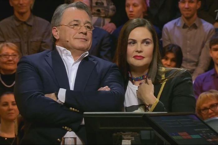 Екатерина Андреева и Душан Перович | Фото: anews.com