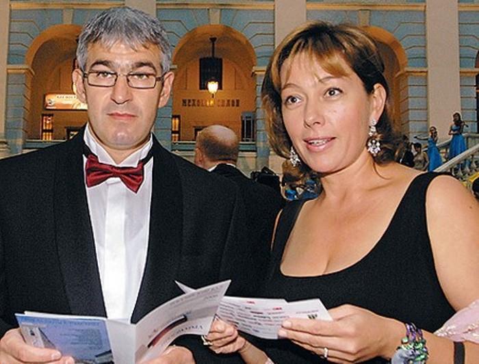 Арина Шарапова и Александр Карташов | Фото: anews.com