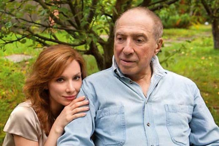Актриса с отцом, Сергеем Юрским | Фото: kino-teatr.ru