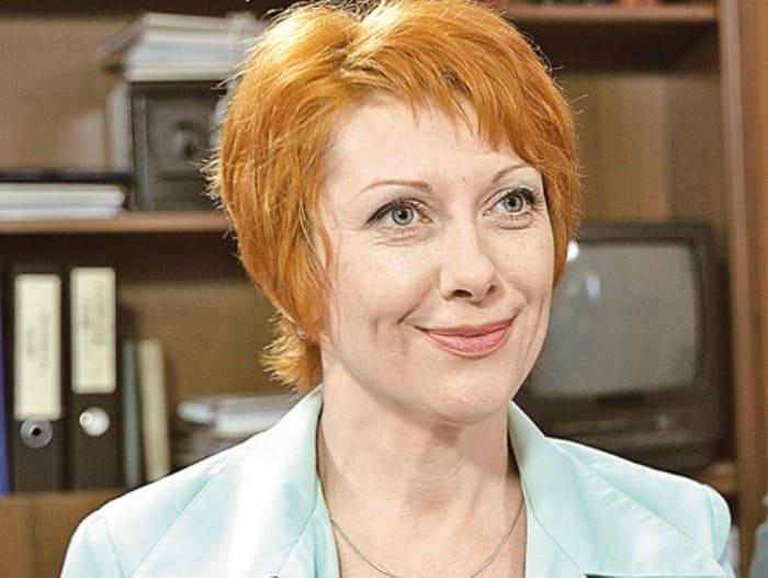 Заслуженная артистка России Оксана Сташенко | Фото: kino-teatr.ru