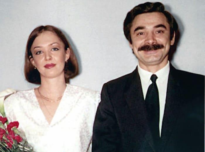 Вероника Изотова и Александр Панкратов-Черный | Фото: veasy.ru