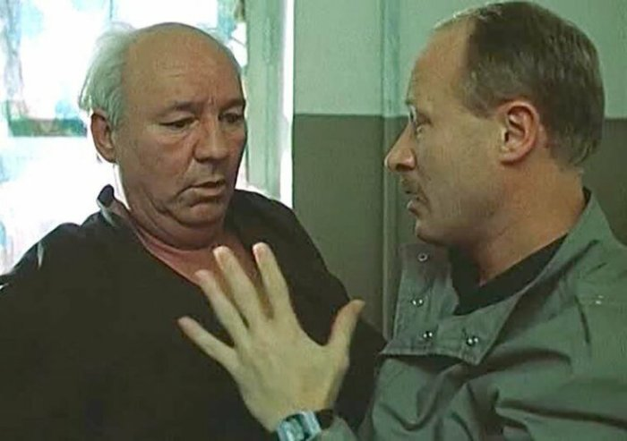 Кадр из фильма *Выйти замуж за капитана*, 1985   Фото: domkino.tv