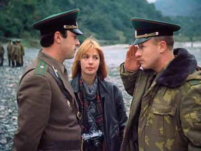 Кадр из фильма *Выйти замуж за капитана*, 1985   Фото: kino-teatr.ru