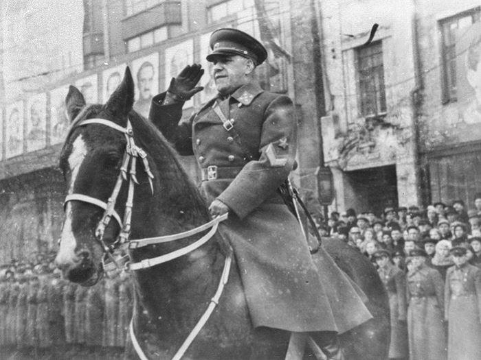 Маршал Жуков | Фото: liveinternet.ru