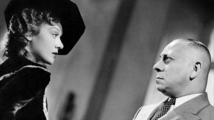 Кадр из фильма *Марта Ришар на службе Франции*, 1937 | Фото: film.ru