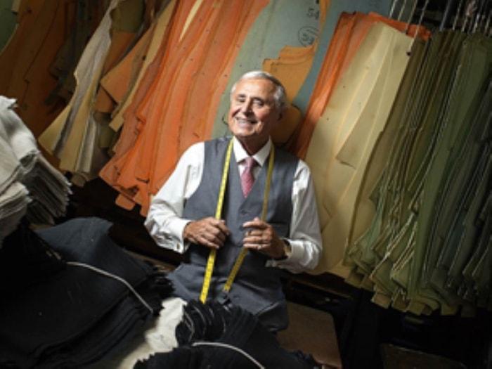 Хозяин швейной фабрики | Фото: jewish.ru