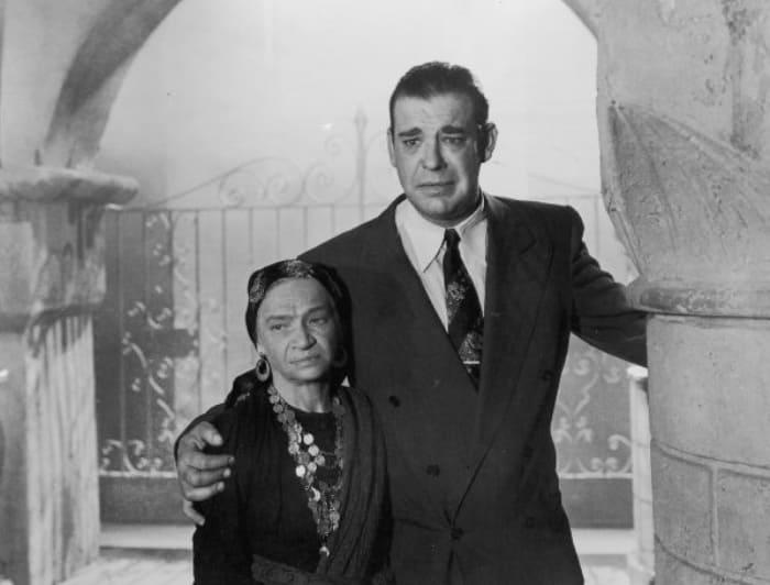 Кадр из фильма *Человек-волк*, 1941 | Фото: i.pinimg.com