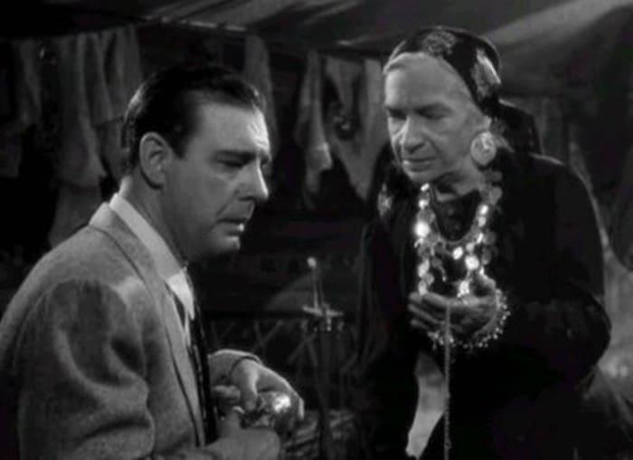 Кадр из фильма *Человек-волк*, 1941 | Фото: kino-teatr.ru