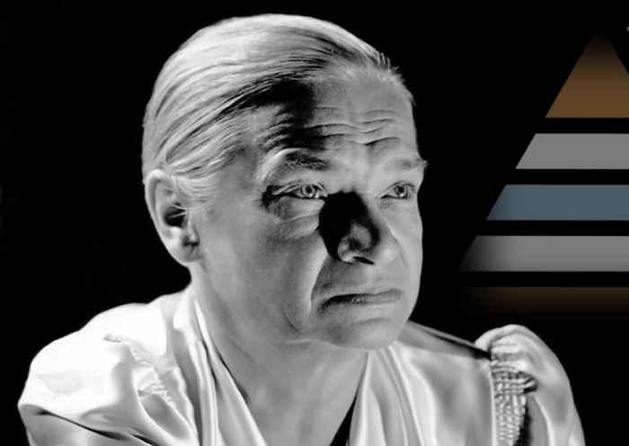 Русско-американская актриса и театральный педагог Мария Успенская | Фото: dmsd.online