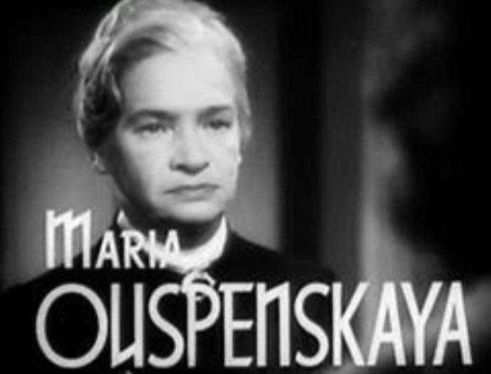 Русско-американская актриса и театральный педагог Мария Успенская | Фото: placenote.info