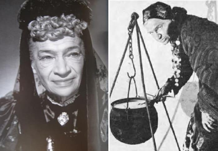 Актриса в своих кинообразах | Фото: kino-teatr.ru