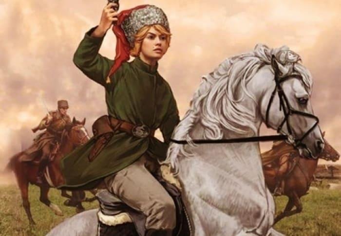 Атаманша Маруся (Александра Соколовская) | Фото: retrospectra.ru