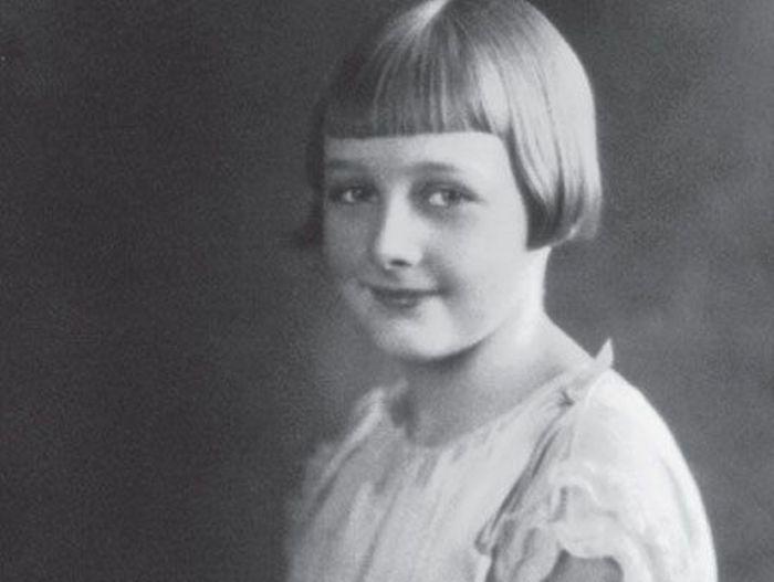 Мэри Кэтлин Вагнер в детстве   Фото: myrouble.ru