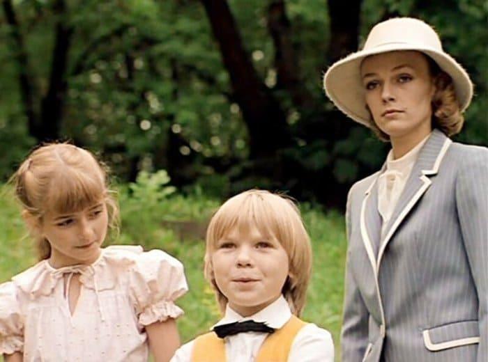 Кадр из фильма *Мэри Поппинс, до свидания!*, 1983 | Фото: domkino.tv