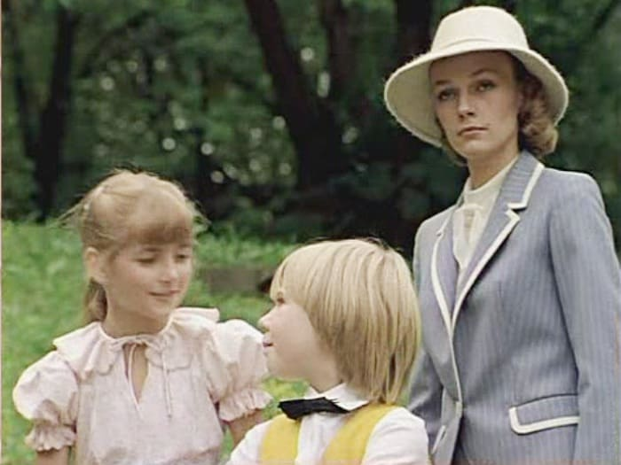 Кадр из фильма *Мэри Поппинс, до свидания!*, 1983 | Фото: kino-teatr.ru