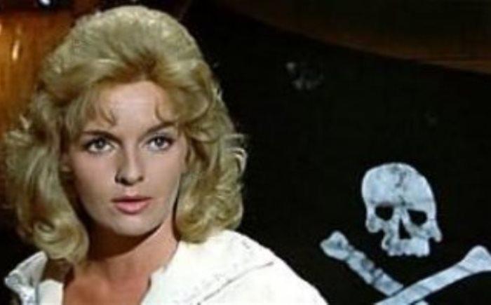 Лиза Гастони в роли Мэри Рид, 1961 | Фото: woman-space.ru