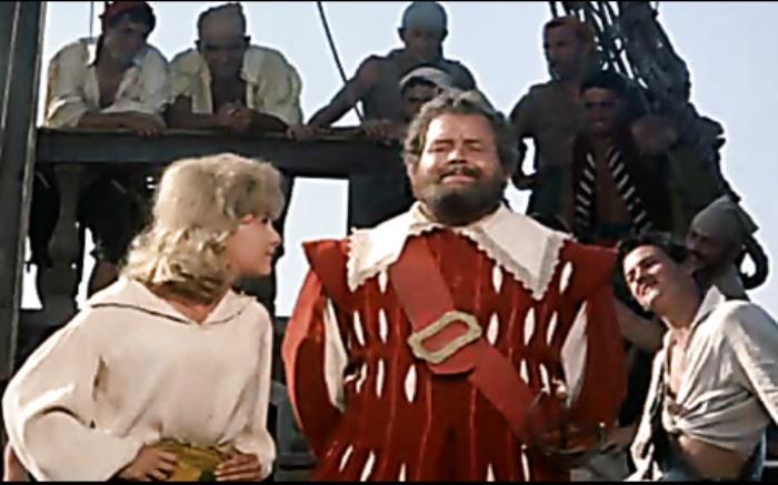 Кадр из фильма *Приключения Мэри Рид*, 1961 | Фото: videomax.org