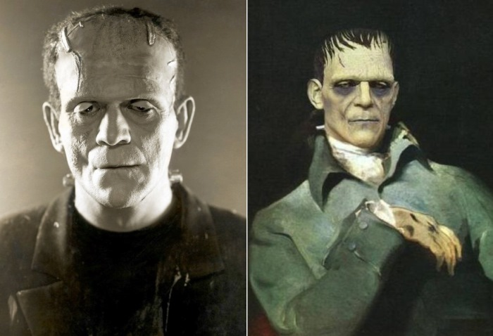 Франкенштейн Мэри Шелли